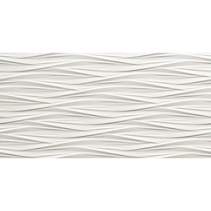 Текстура плитки 3D Wind White Matt 40x80