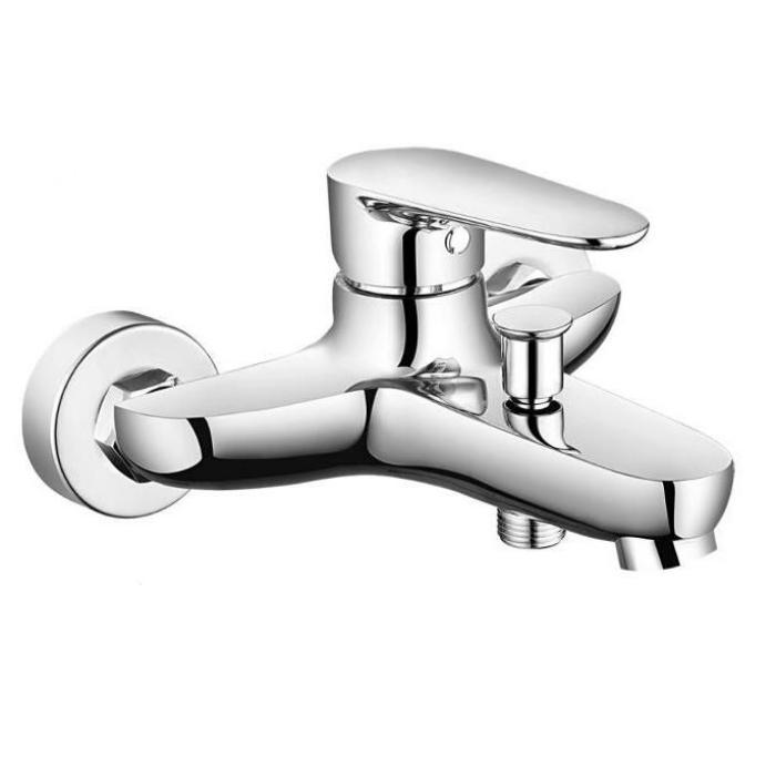 Фото сантехники JASKIER Смеситель для ванны кор излив без душевого набора