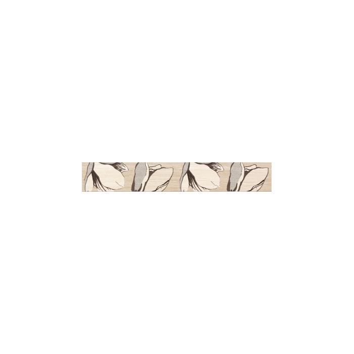 Текстура плитки Dorado Beige List. 7.1x44.8