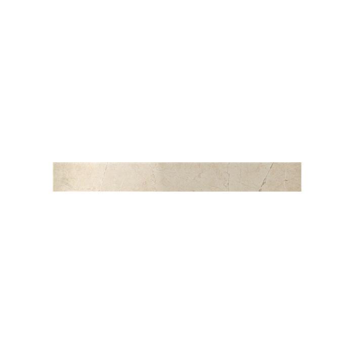 Текстура плитки Marvel Beige Listello Lap. 7x59