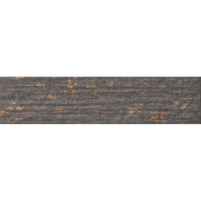Текстура плитки Textile Taupe Copper S/2 Dek 7,5x30