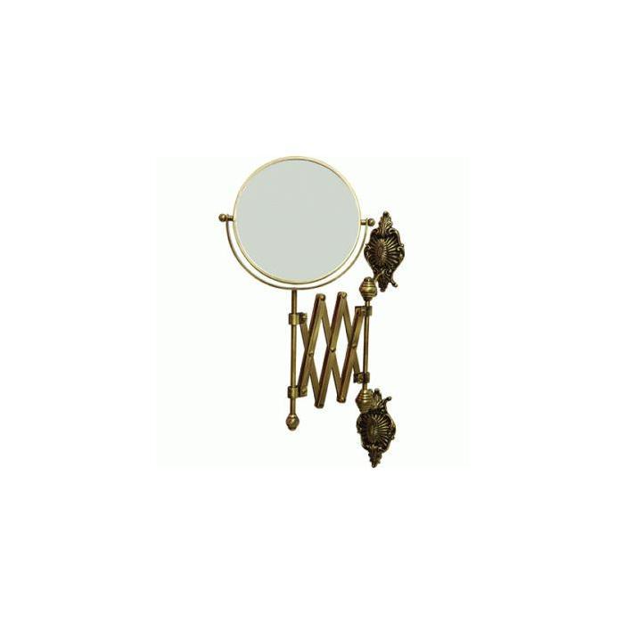 Фото сантехники Elisabetta Зеркало настенное оптическое (3Х), бронза
