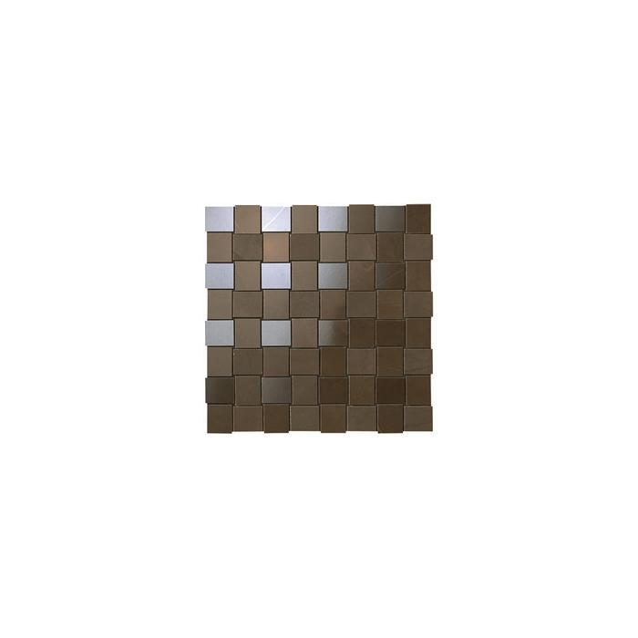 Текстура плитки Marvel Bronze Net Mosaic 30.5x30.5