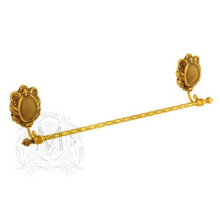 Фото сантехники Cleopatra Полотенцедержатель L40 cm, золото