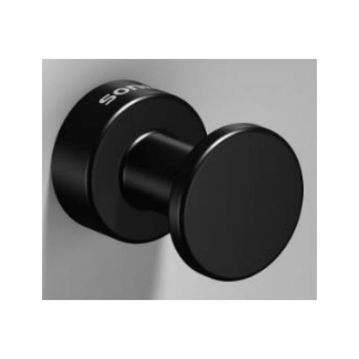 Фото сантехники Tecno Project Black Крючок, цвет черный