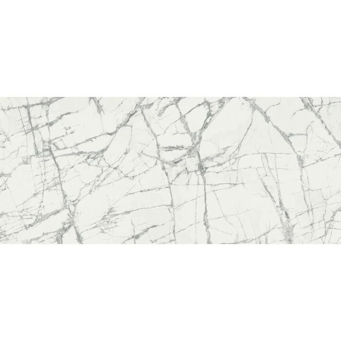 Текстура плитки Шарм Делюкс Инвизибл Уайт 120x278 Люкс