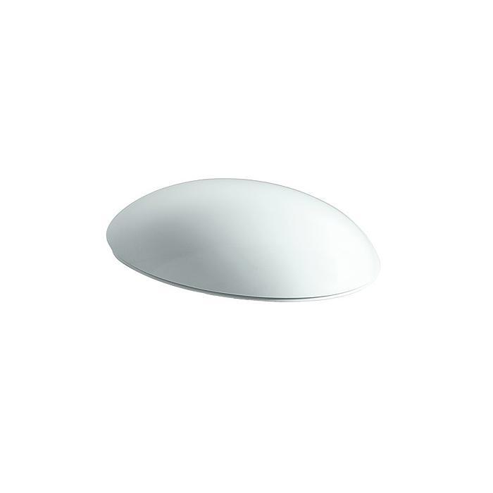 Фото сантехники Alessi Сиденье для унитаза, цвет бел, петли хром