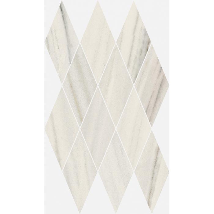 Текстура плитки Шарм Экстра Лаза Мозаика Даймонд Люкс 28x48 (0,085м2/шт)