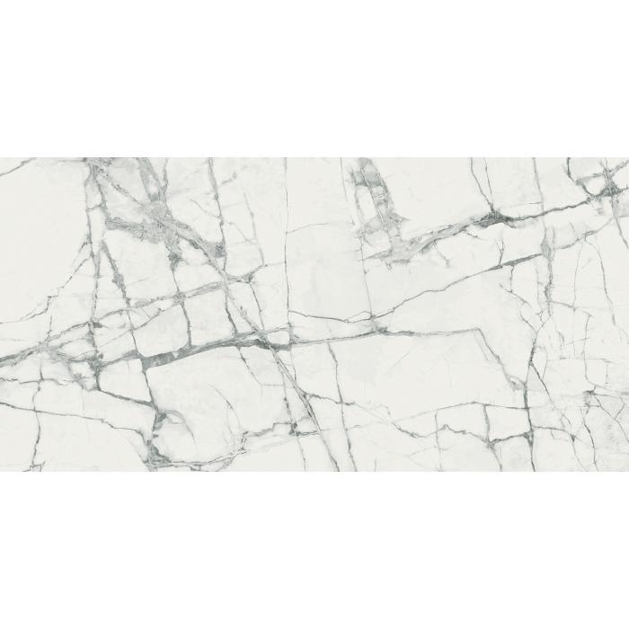 Текстура плитки Шарм Делюкс Инвизибл Уайт 60X120 Cer - 3
