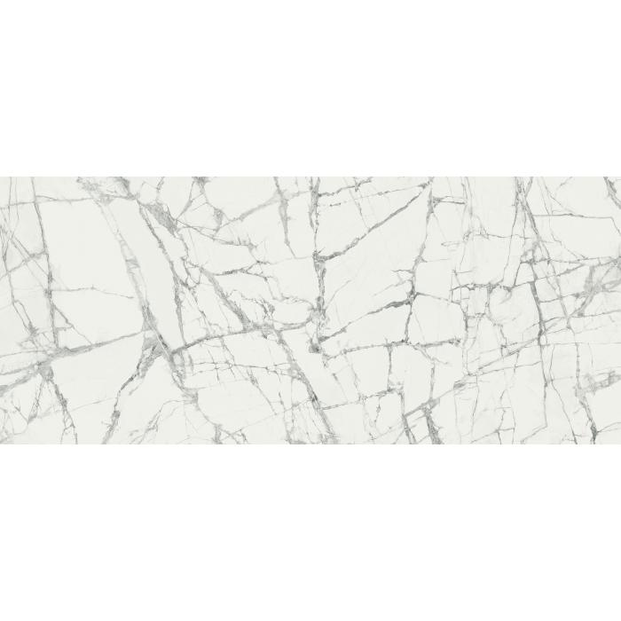 Текстура плитки Шарм Делюкс Инвизибл Уайт 120x278 Люкс - 2