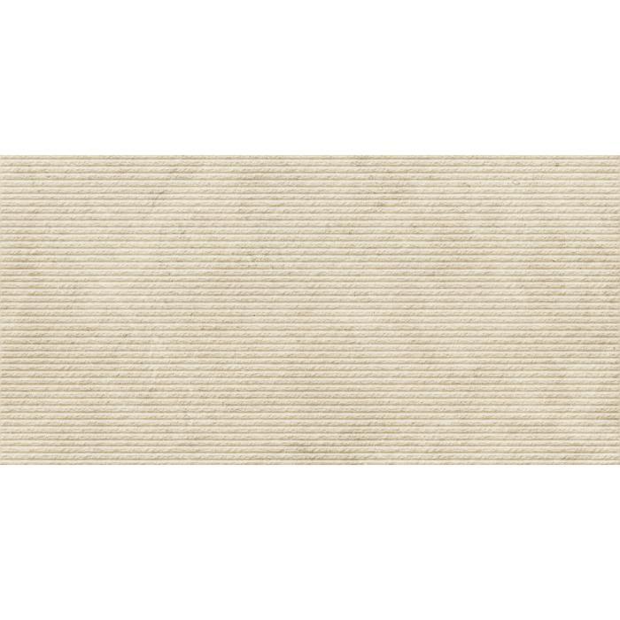 Текстура плитки Дженезис Мун Уайт Струк. Ретт. 30x60