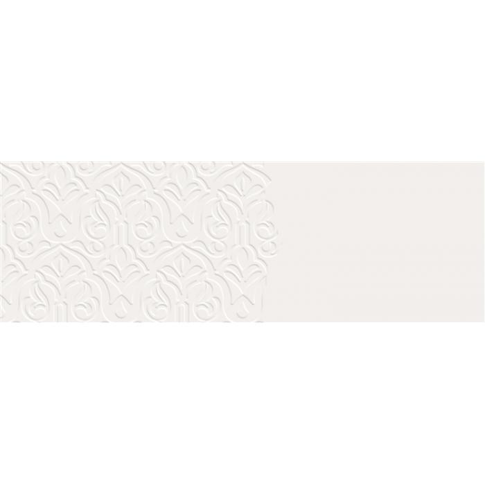 Текстура плитки Tel Awiv Bianco B Struktura 29.8x89.8