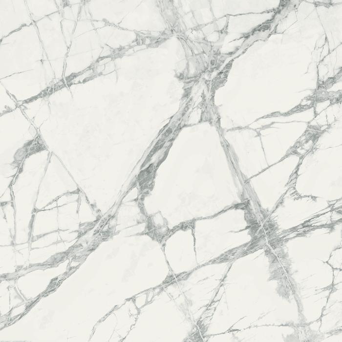 Текстура плитки Шарм Делюкс Инвизибл Уайт 80x80 Рет - 2