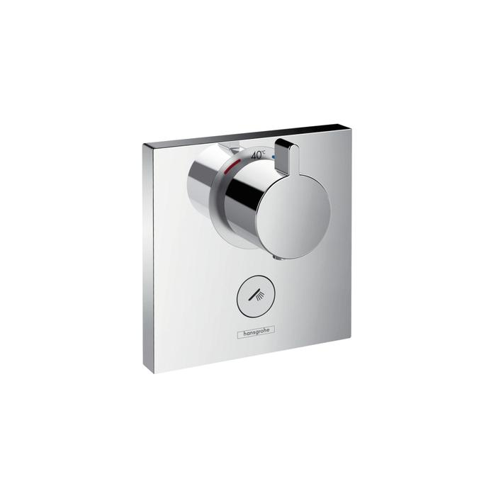Фото сантехники Shower Select HighfowТермостат с клапаном для ручного душа, цвет хром