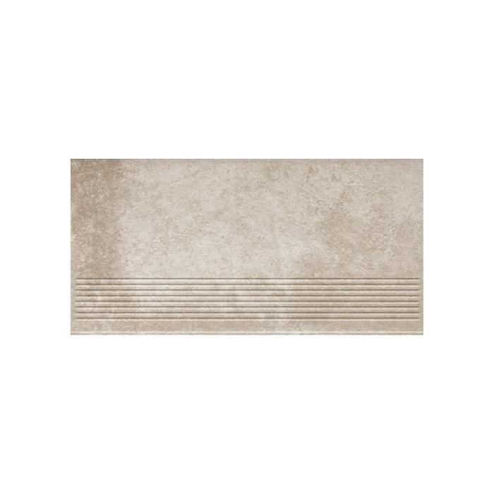 Текстура плитки Viano Beige Stopnica 30x60