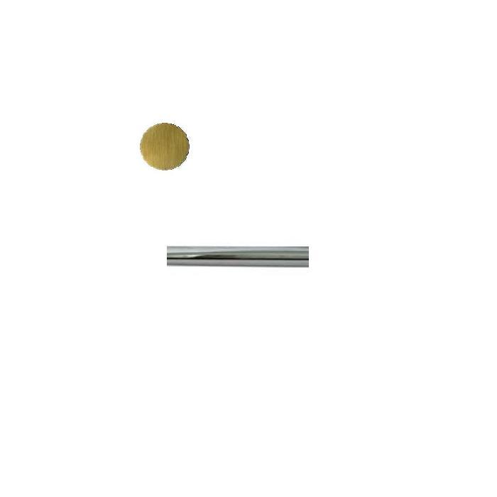 Фото сантехники Трубка-удлинитель для сифона (ванна) d-40 L500, цвет бронза