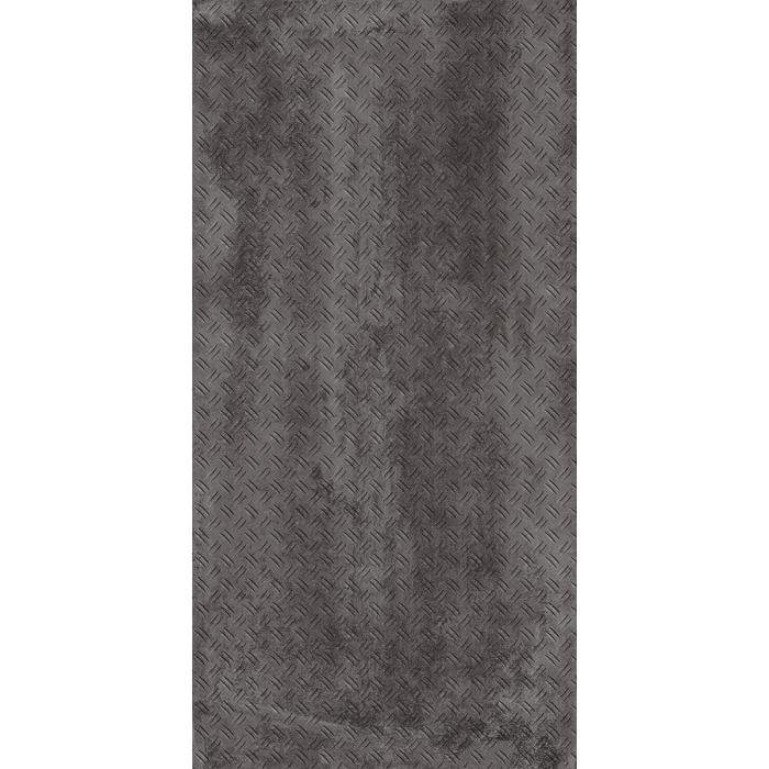 Текстура плитки Boss Metal Grey Sq 60x120