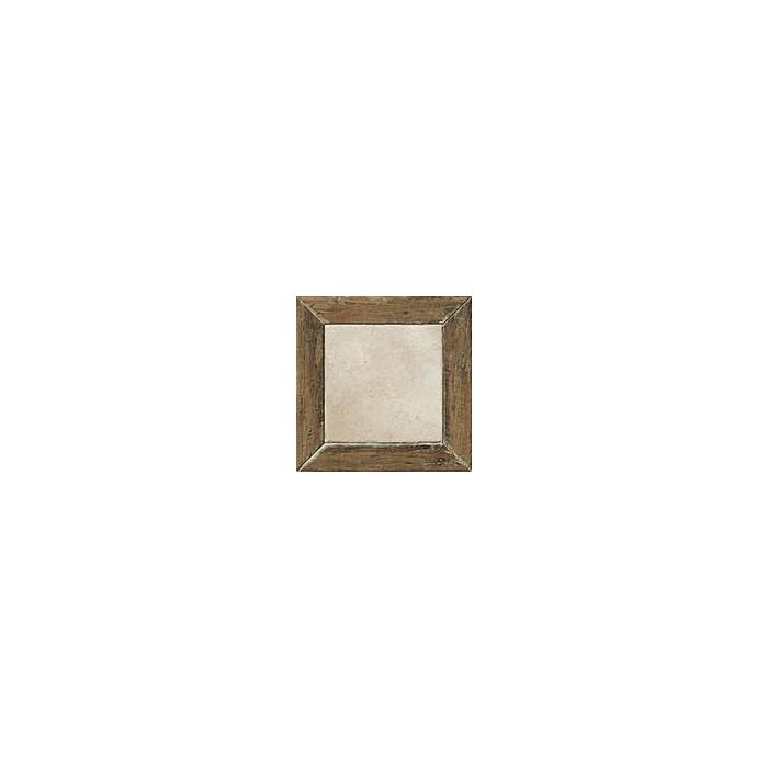 Текстура плитки Гарда Белый Фрэйм 45x45