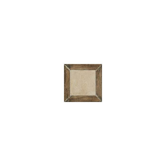 Текстура плитки Гарда Коричневый Фрэйм 45x45