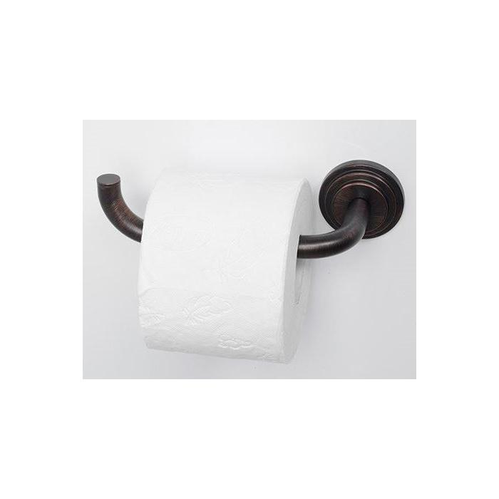 Фото сантехники Isar Держатель для туалетной бумаги без крышки, темная бронза