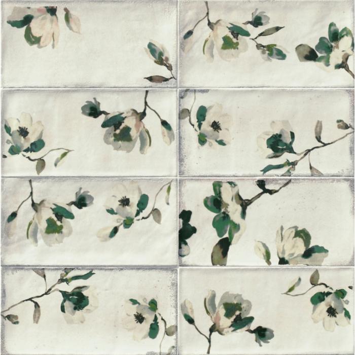 Текстура плитки Fabola Green 15x30