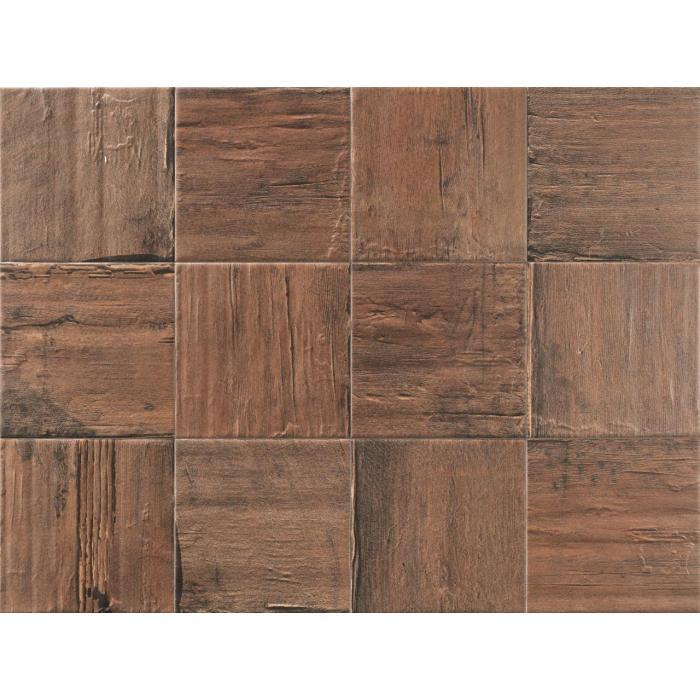Текстура плитки Craft Brown 20x20 - 2