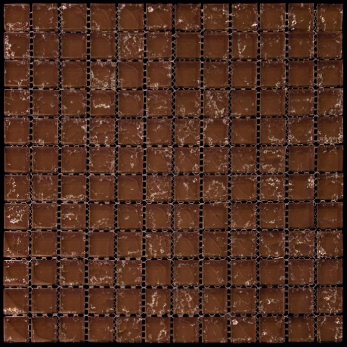 Изображение Flowers Мозаика Стеклянная Глянцевая DH-2368 2,3х2,3