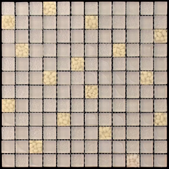 Изображение Flowers Стеклянная мозаика KDS-23 (DH-2350) 2,3х2,3