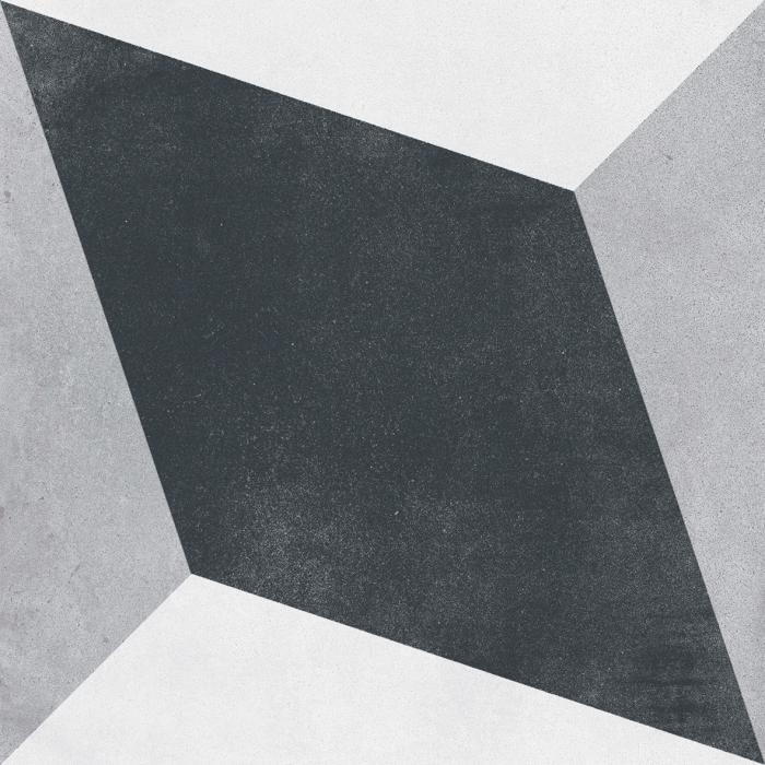 Текстура плитки Cuban White Block 22.3x22.3