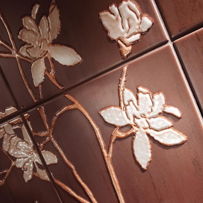 Интерьерные фото плитки из коллекции Sakura-Domino - 2