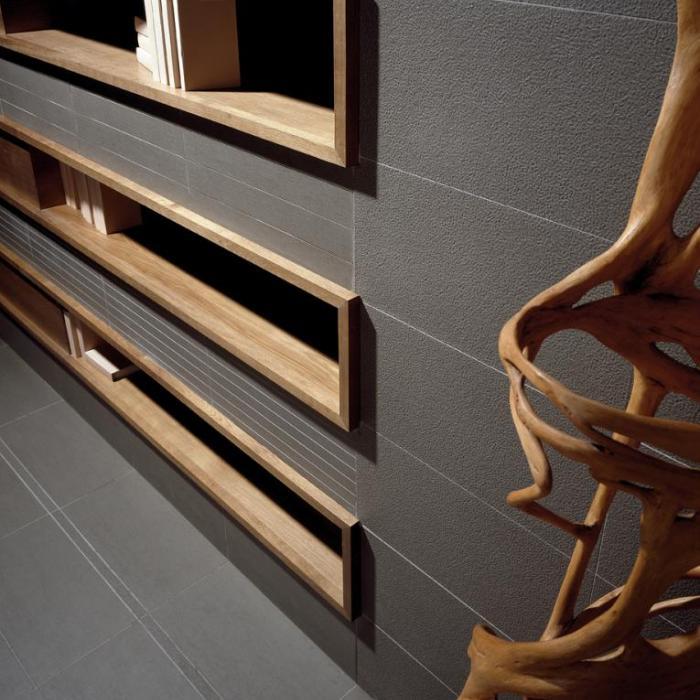 Интерьерные фото плитки из коллекции Pietra Serena - 3