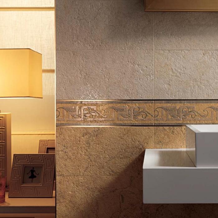 Интерьерные фото плитки из коллекции Palace Stone - 6