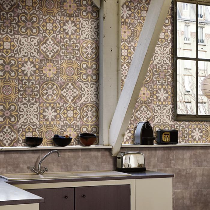 Интерьерные фото плитки из коллекции Cementine - 5