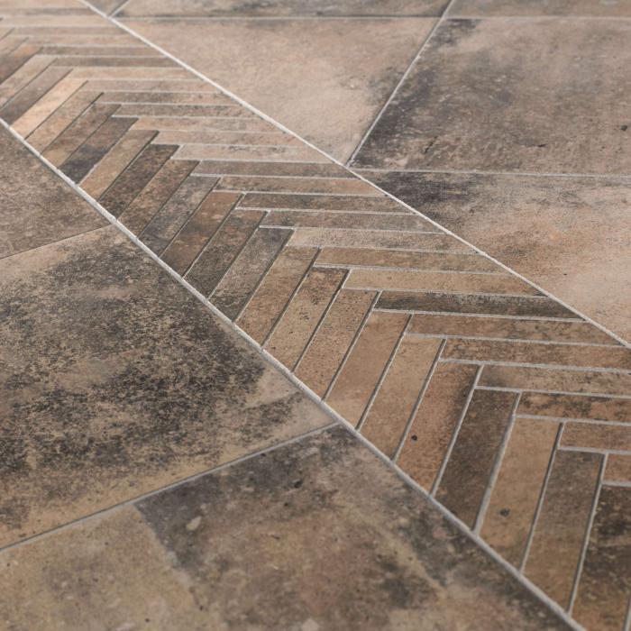 Интерьерные фото плитки из коллекции FS - 52