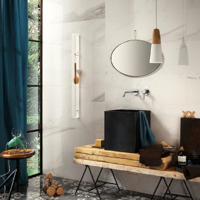 Интерьерные фото плитки из коллекции White Experience Wall - 2