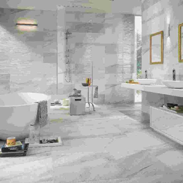 Интерьерные фото плитки из коллекции White Experience Wall - 6
