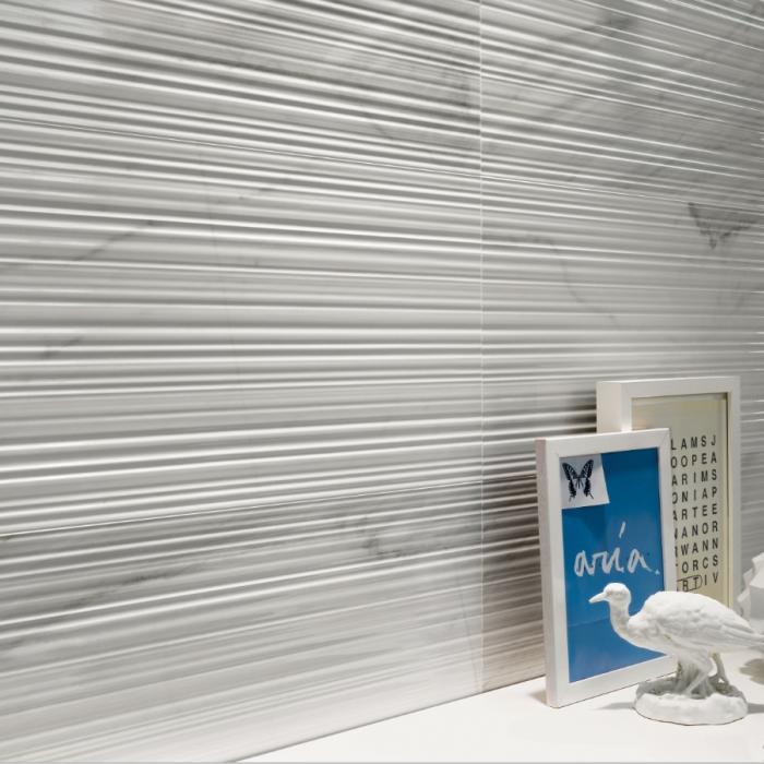 Интерьерные фото плитки из коллекции White Experience Wall - 8