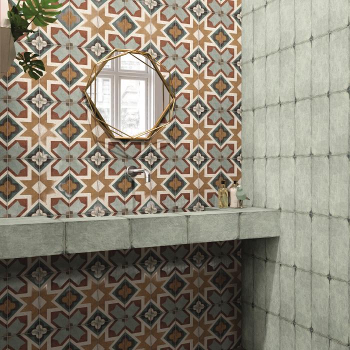 Интерьерные фото плитки из коллекции Rivoli - 2
