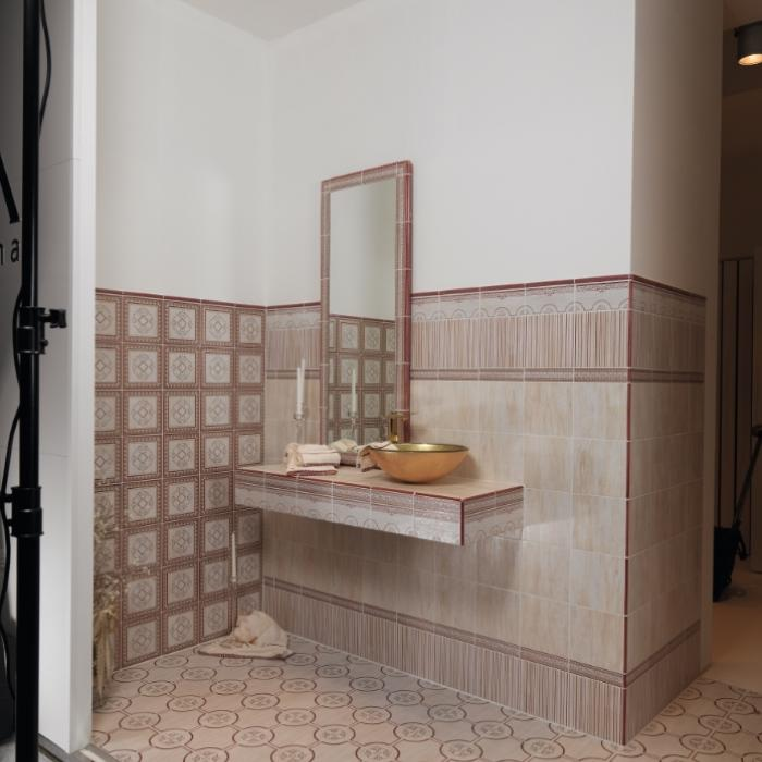 Интерьерные фото плитки из коллекции Venezia - 2