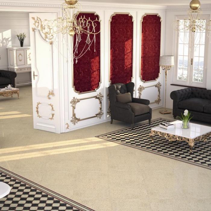 Интерьерные фото плитки из коллекции Grand Palace - 6