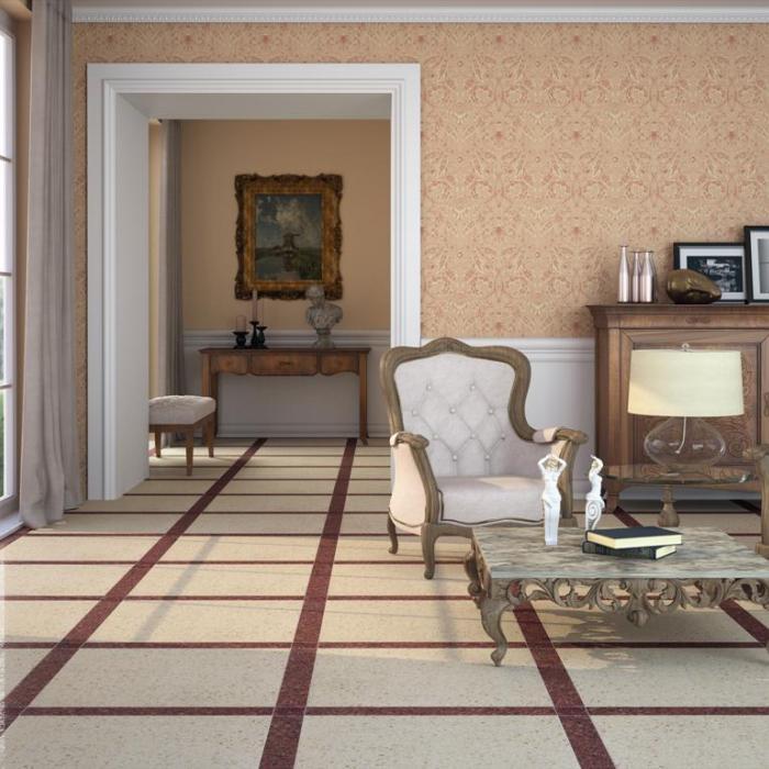 Интерьерные фото плитки из коллекции Grand Palace - 12