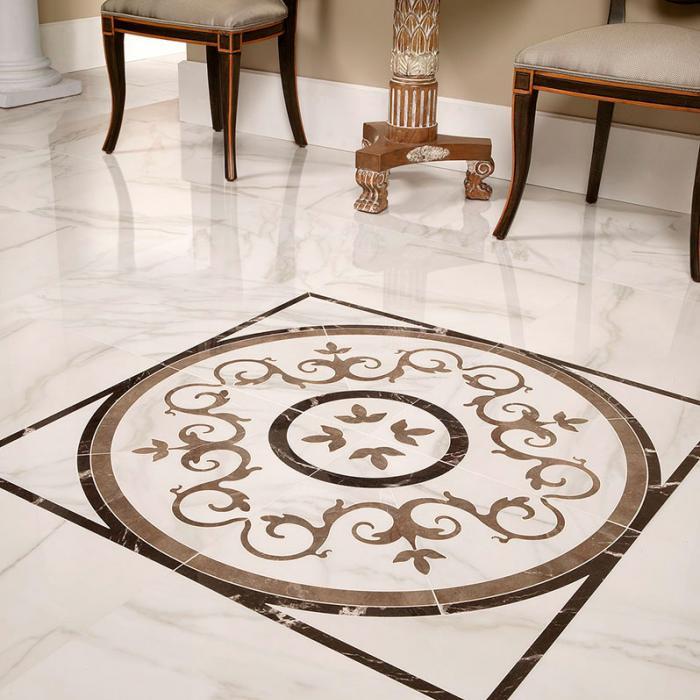 Интерьерные фото плитки из коллекции Luxury-Fidias-Versalles - 5