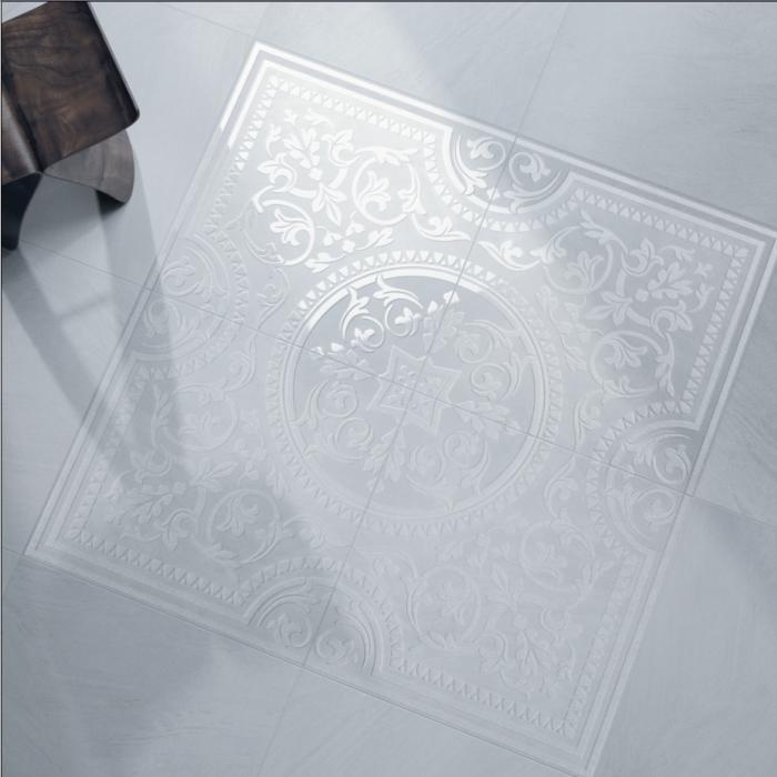 Интерьерные фото плитки из коллекции Crystall - 3