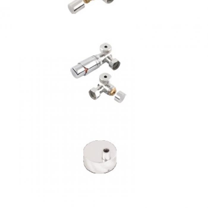 Интерьерные фото плитки из коллекции Комплектующие для полотенцесушителей