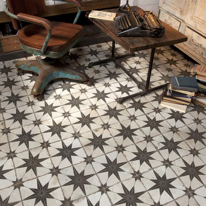 Интерьерные фото плитки из коллекции FS Star