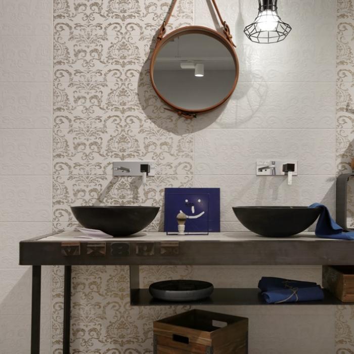 Интерьерные фото плитки из коллекции Couture - 26