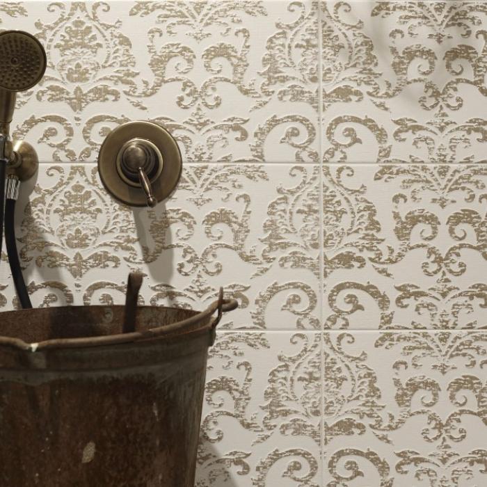 Интерьерные фото плитки из коллекции Couture - 13