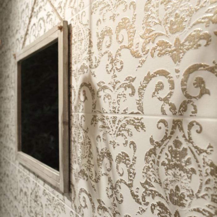 Интерьерные фото плитки из коллекции Couture - 14