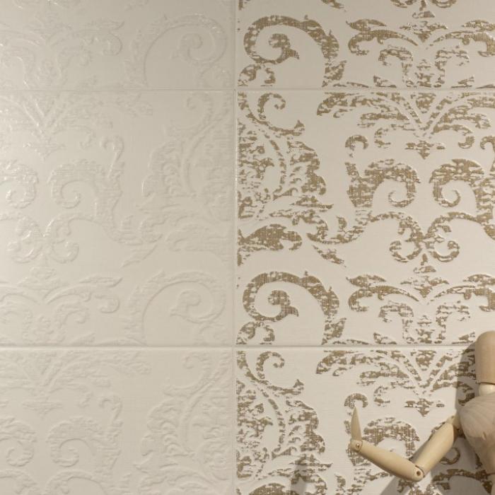 Интерьерные фото плитки из коллекции Couture - 16