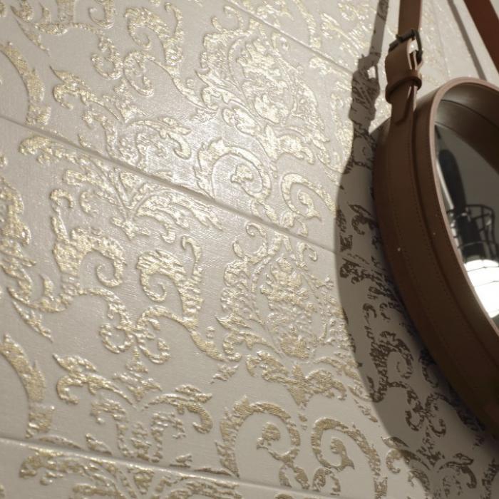Интерьерные фото плитки из коллекции Couture - 17